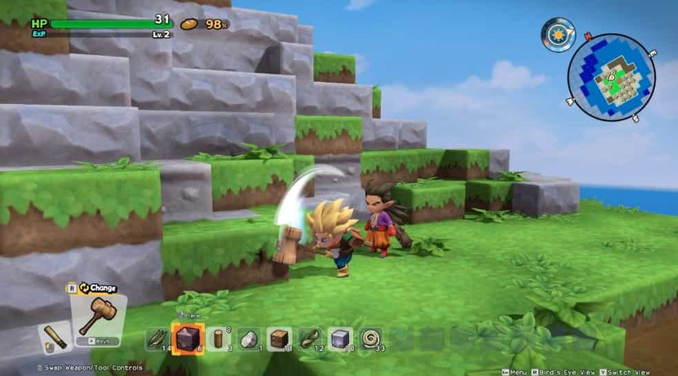 Dragon Quest Builders PC Download