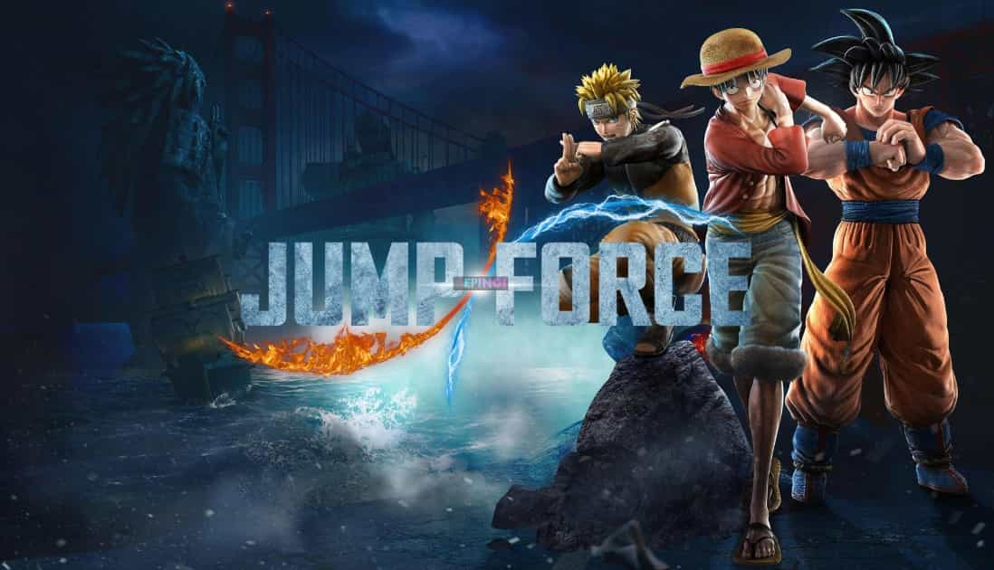 Jump Force PC Download
