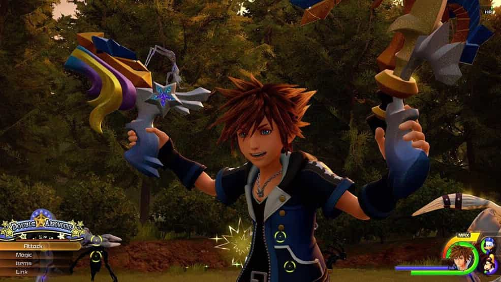 Kingdom Hearts PC Download