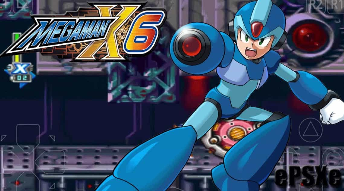 MegaMan X6 PC Download