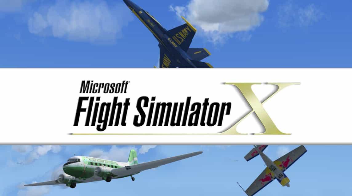 Microsoft Flight Simulator X Download
