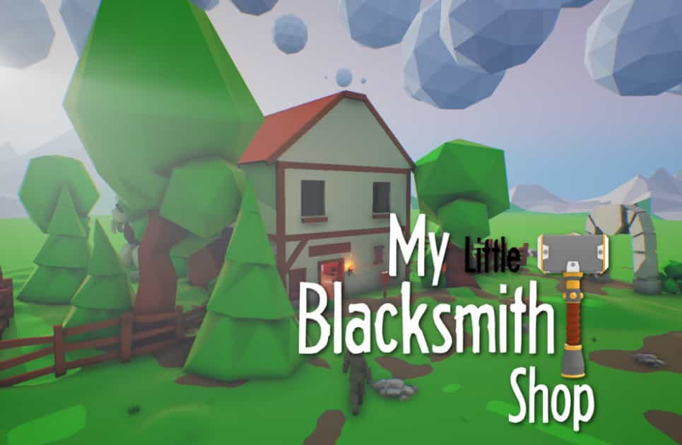 My Little Blacksmith Shop Download