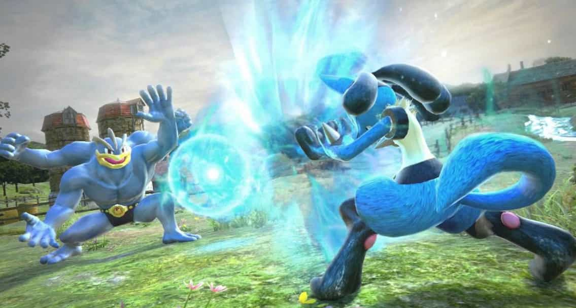 Pokken Tournament Download