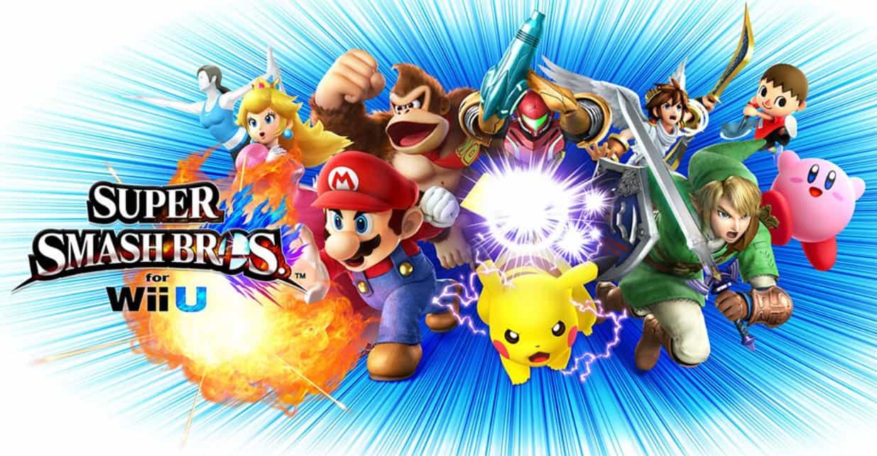 Super Smash Bros Wii U Download
