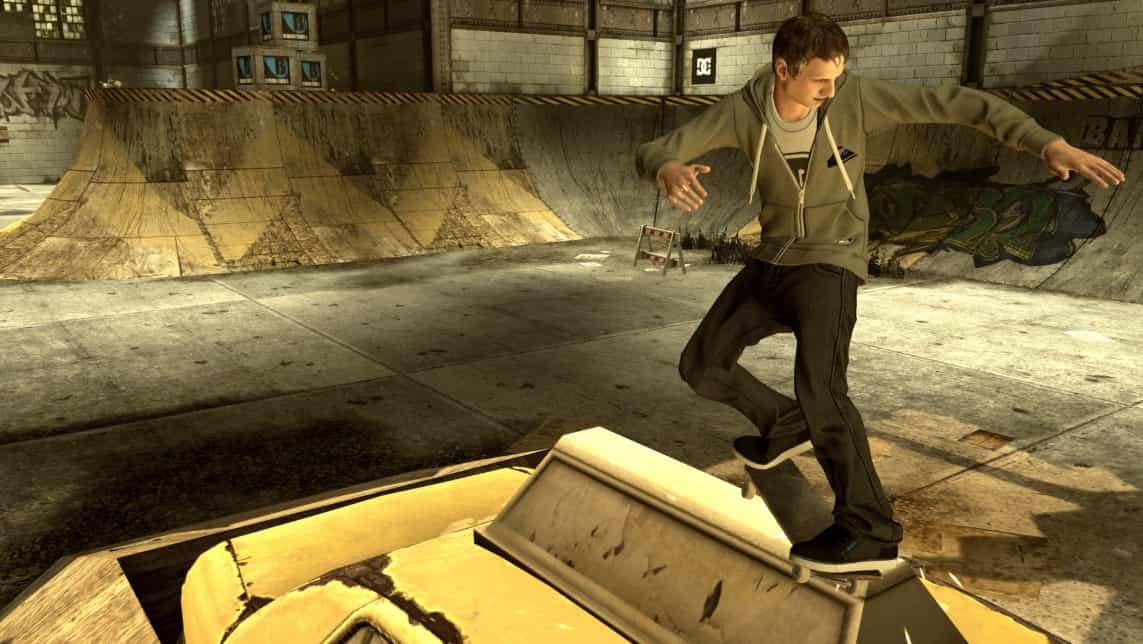 Tony Hawk Pro Skater PC Download