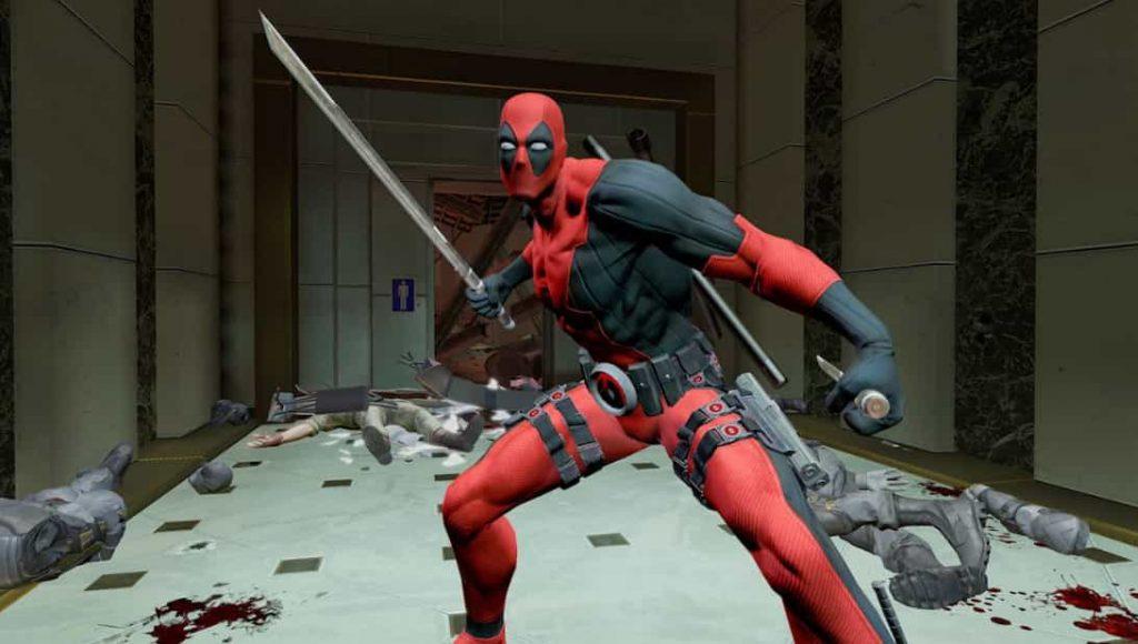 Deadpool Game Download