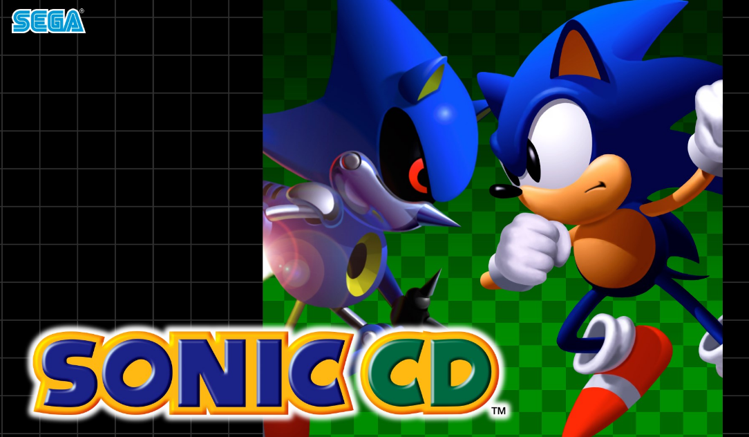 Sonic CD PC Download