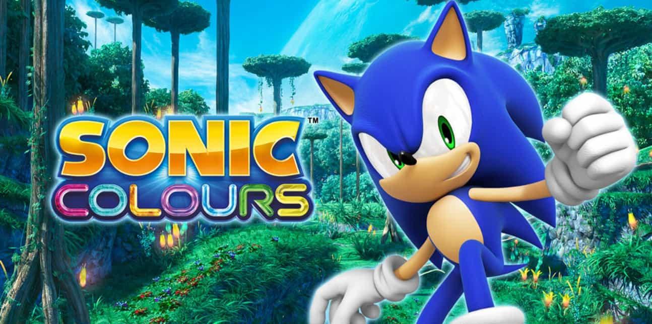 Sonic Colors PC Download
