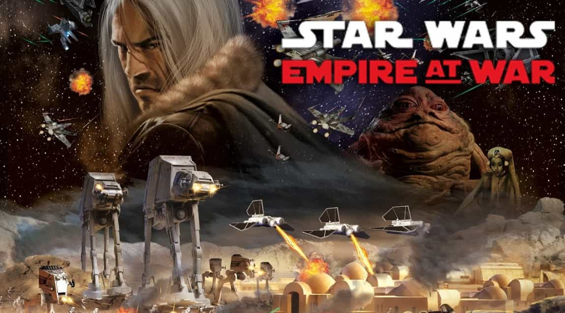 Star Wars Empire At War Download