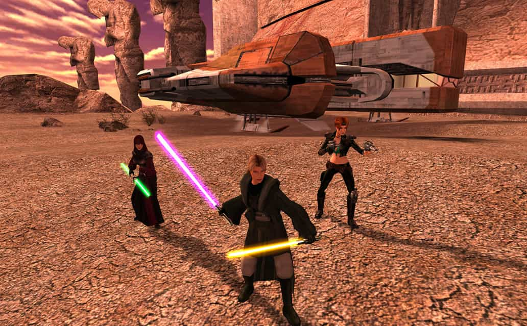 Star Wars Kotor Download