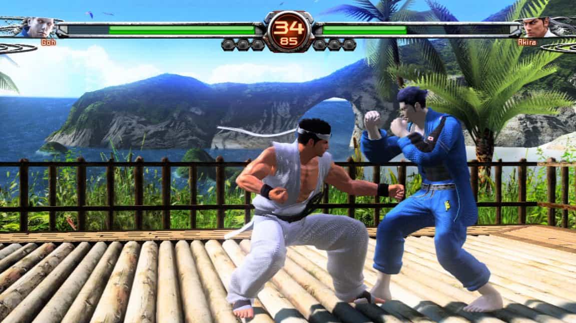 Virtua Fighter PC Download