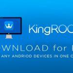 Kingroot Pc download